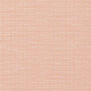 75932 BRICKELL Orange Schumacher Fabric