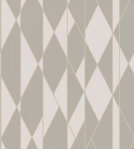 105/11046-CS OBLIQUE Grey And White Cole & Son Wallpaper