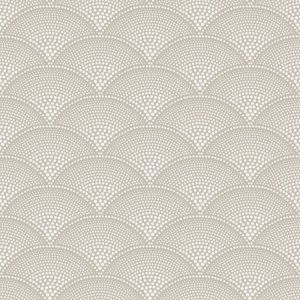 112/10034-CS FEATHER FAN Taupe Cole & Son Wallpaper