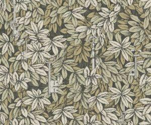 114/9017-CS CHIAVI SEGRETE Gilver Gold Cole & Son Wallpaper