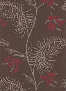 69/8129-CS MIMOSA Charcoal Cole & Son Wallpaper