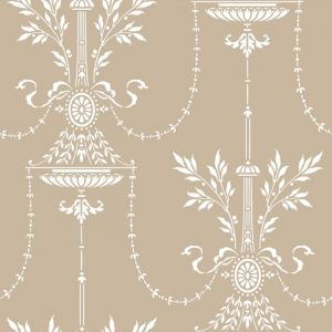 88/7027-CS DORSET Toast Cole & Son Wallpaper