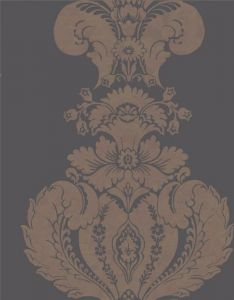 94/1002-CS BAUDELAIRE Black And Bronze Cole & Son Wallpaper