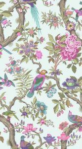 99/12051-CS FONTAINEBLEAU Rose Cole & Son Wallpaper