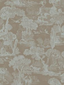 99/15063-CS VERSAILLES Teal Cole & Son Wallpaper