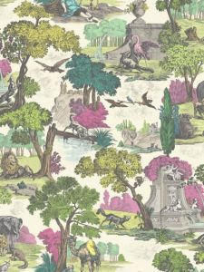99/16064-CS VERSAILLES GRAND Pink Cole & Son Wallpaper