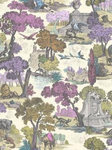 99/16065-CS VERSAILLES GRAND Mulber Cole & Son Wallpaper