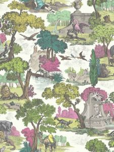 F111/6023-CS VERSAILLES GRAND Classic Multi Cole & Son Fabric