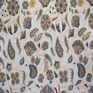 ZOE Gold 01110012 Norbar Fabric