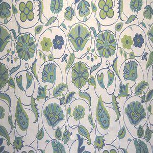 ZOE Ocean 01110042 Norbar Fabric