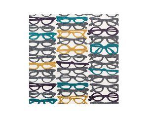 A9 00011839 POP ART Tropical Vintage Scalamandre Fabric