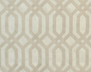 A9 00011863 TRELLIS ADDICTION Sand Scalamandre Fabric