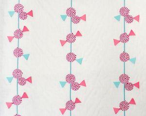 A9 00011918 MINI SWIRL LOLLIPOP Happy Party Scalamandre Fabric