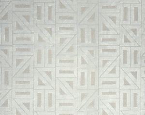 A9 00011968 MITER White Bone Scalamandre Fabric