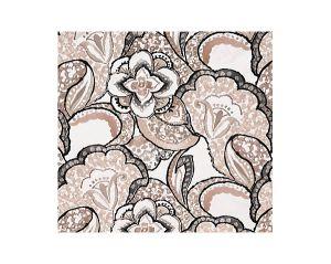A9 00017970 TIFFANY'S Cream Tan Scalamandre Fabric