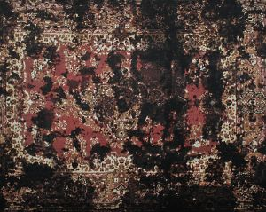 A9 00021985 SHADE CARPET VELVET Port Wine Shade Scalamandre Fabric