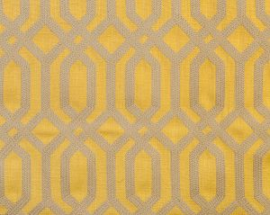 A9 00031863 TRELLIS ADDICTION Sahara Sun Scalamandre Fabric