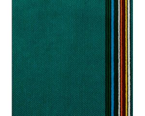 A9 00041838 DIZZY VELVET Tropical Green Scalamandre Fabric