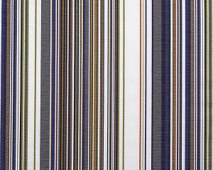 A9 00041843 STRIPE MANIA Happy White Scalamandre Fabric