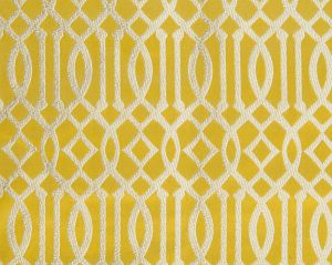A9 00041869 RYAD DYOR Golden Yellow Scalamandre Fabric