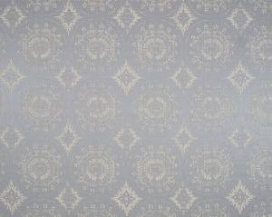 A9 00051994 MANDALA Aqua Greige Scalamandre Fabric