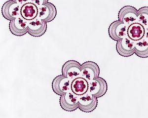 B8 00090598 BOULI Purple Fuchsia Scalamandre Fabric