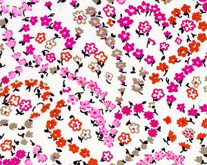 B8 00120596 SKIPPYS Rose Garden Scalamandre Fabric