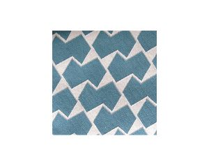 B8 0014666A MESSINA Turquoise Scalamandre Fabric