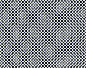 BK 0005K65121 BELLAIRE TRELLIS Indigo Scalamandre Fabric