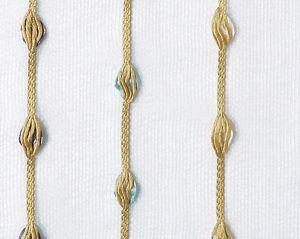 CH 02013712 AUREA Eastern Egg Scalamandre Fabric