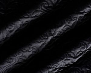 CH 05060655 VELBRODE Onyx Scalamandre Fabric