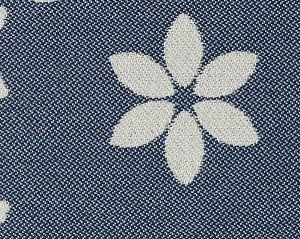 CH 05114435 SONNEN PAUSE REVERSIBLE Navy Scalamandre Fabric