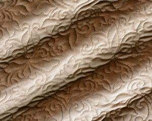 CH 05470655 VELBRODE Taupe Scalamandre Fabric