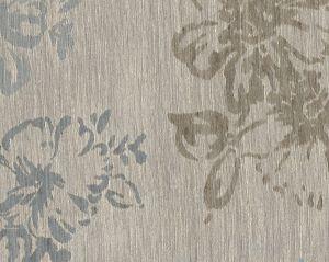CH 06091066 TRIFIORE REVERSIBLE Blue Scalamandre Fabric