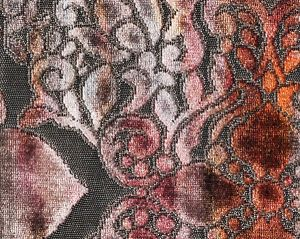CH 09020659 REGALE Raisin Scalamandre Fabric