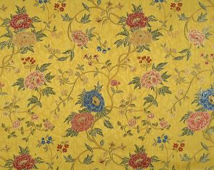 CL 000226318 STUPINIGI Yellow Scalamandre Fabric