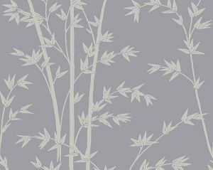 CL 0002WP26731 BAMBOO Grigio Scalamandre Wallpaper
