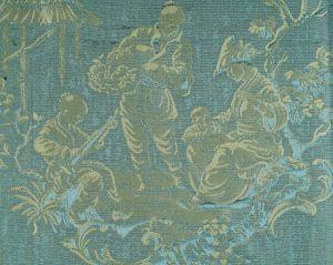 CL 000326259 RACCONIGI Turchese Scalamandre Fabric
