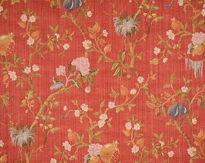 CL 000326464 MELOGRANO Multi On Cinnabar Scalamandre Fabric