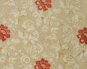 CL 000426916 RE SOLE Rubino Scalamandre Fabric