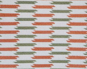 CL 000436399 SHANE Arancio Verde Scalamandre Fabric