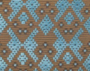 CL 000536406 SAMARCANDA Celeste-Legno Scalamandre Fabric