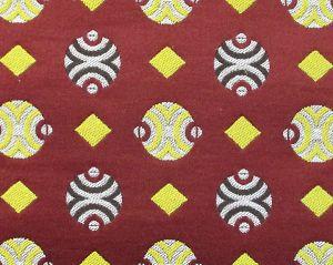 CL 000536409 RAKU Rosso Scalamandre Fabric