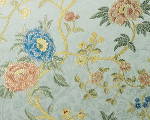 CL 000626318 STUPINIGI Turchese Scalamandre Fabric