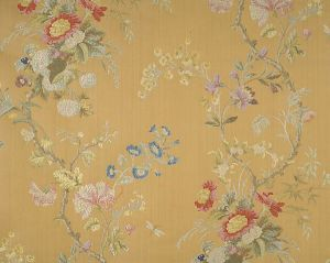 CL 000626530 MEISSEN Tabak Scalamandre Fabric