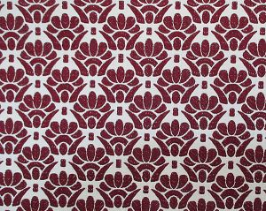 CL 000627004 SUSA Bordeaux Scalamandre Fabric
