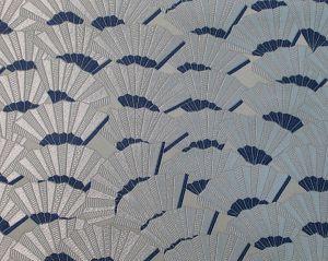 CL 000636408 SOGI Blu Scalamandre Fabric