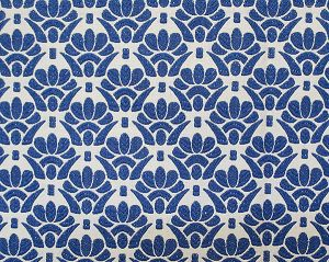 CL 000727004 SUSA Blu Scalamandre Fabric
