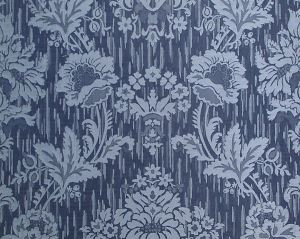 CL 000736414 VILLA ADA Blu Scalamandre Fabric