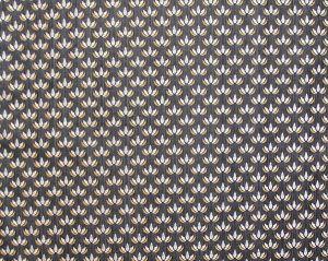 CL 001136418 NINFA TRELLIS Nero Scalamandre Fabric